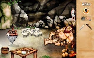 Screenshot of The Odyssey Lite: Polyphemus