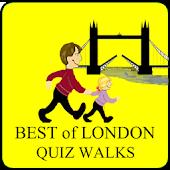 London Walks 1 with quiz