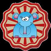 Rescue animals - Dora elephant
