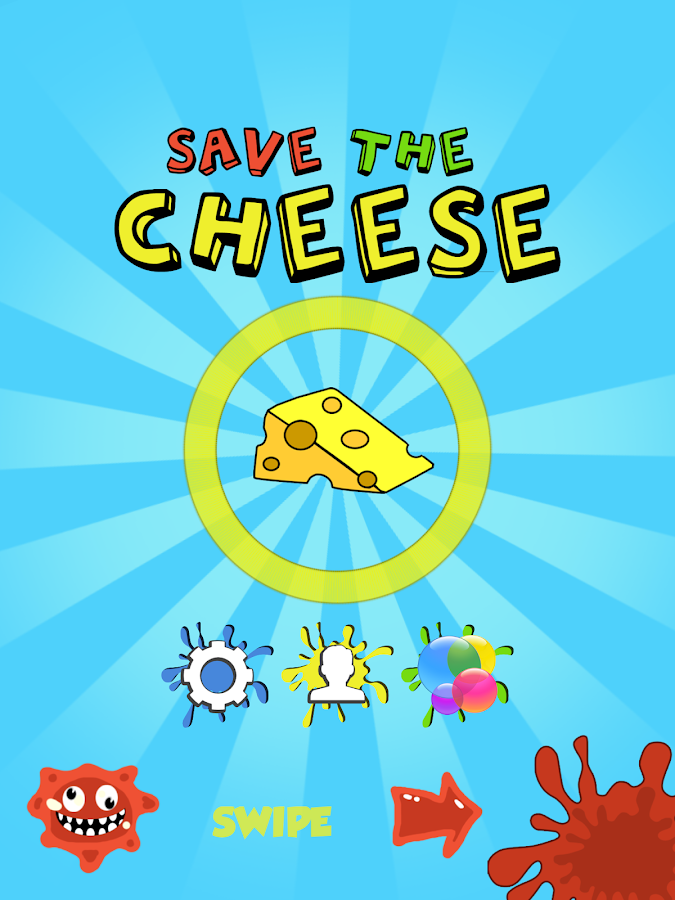 Save the Cheese- screenshot