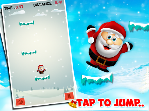 聖誕老人飛兒童聖誕遊戲|玩家庭片App免費|玩APPs