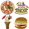 cooking games free icon