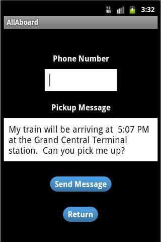 AllAboard for Metro-North- screenshot