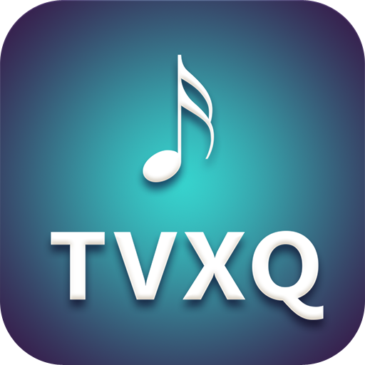 TVXQ Lyrics LOGO-APP點子