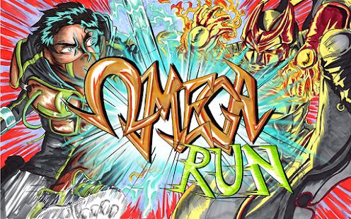 omega-run