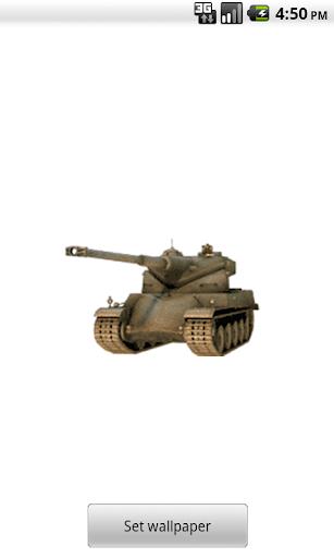 360° AMX 50 120 Tank Wallpaper