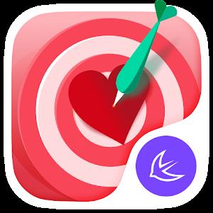 google play apk Valentine Theme for APUS 1.0.0