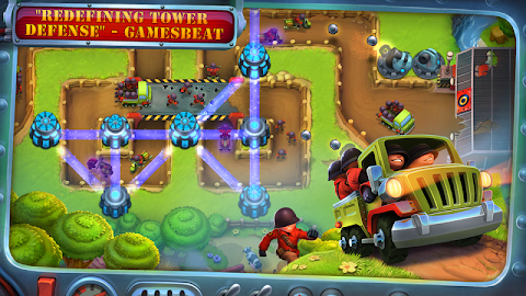Fieldrunners 2 Screenshot 2