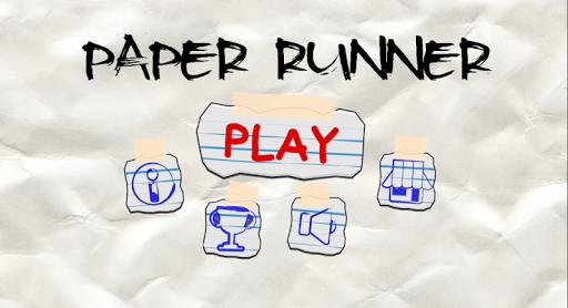 Paper Runner