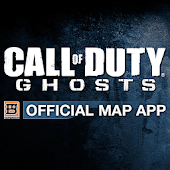 COD Ghosts Official MP Map App icon