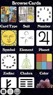 Galaxy Tarot Pro - screenshot thumbnail