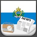 San Marino Radio News icon