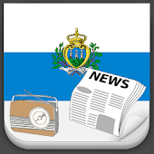 San Marino Radio and Newspaper