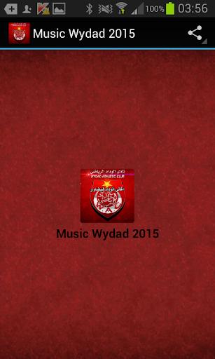 Music wydad 2015