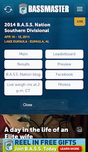 Bassmaster News - screenshot thumbnail