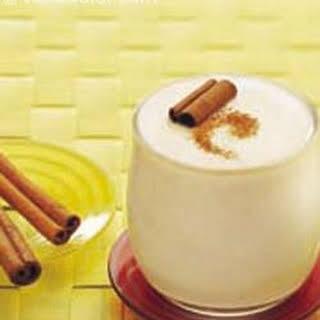 Apple Cinnamon Milkshake.