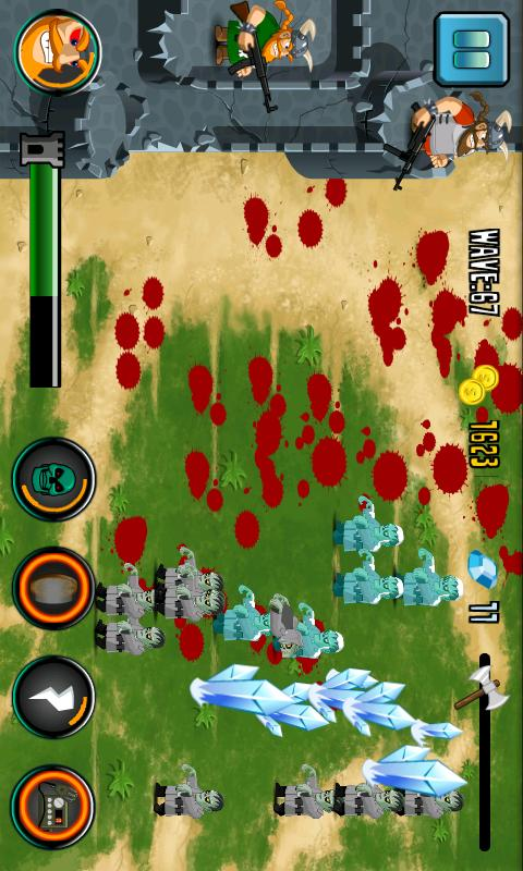 Zombie Defense - Zombie Game - screenshot