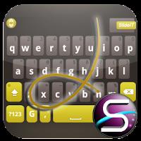 SlideIT Gold Mine Skin 4.0