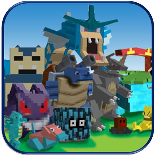 Mods Minecraft Pixelmon Mcpe LOGO-APP點子