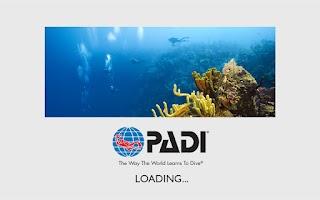 Screenshot of PADI Library
