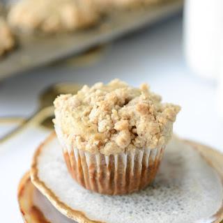 Banana Streusel Muffins.