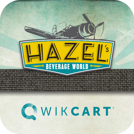 Hazel's Beverage World LOGO-APP點子