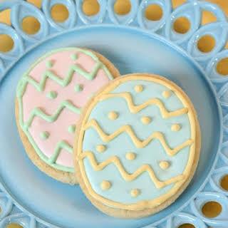 Royal Icing for Sugar Cookies.