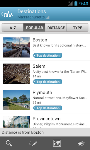 Massachusetts Guide by Triposo