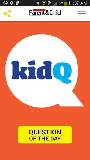 Scholastic Parent Child KidQ