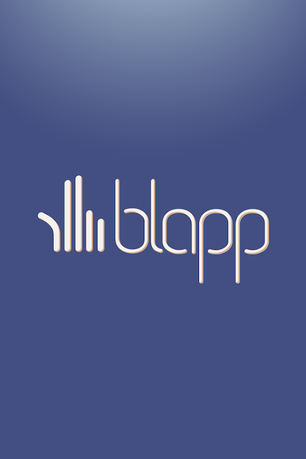 Blapp - screenshot