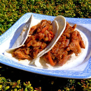 Frugal Foodie Friday - Slow Cooker Moo Shu Pork.