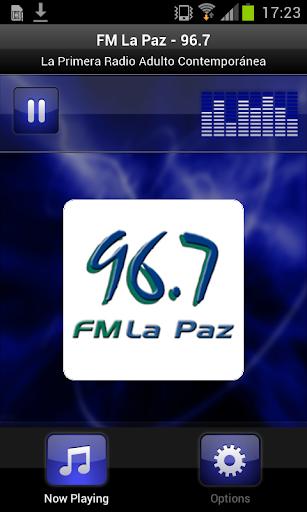 【免費音樂App】96.7 FM LA PAZ-APP點子
