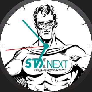 STX Watch Face