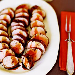 Spice-rubbed Pork Tenderloins.