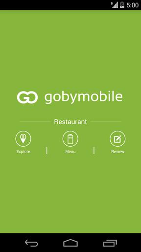 Gobymobile Restaurant
