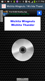 Wichita Wingnuts / Thunder - screenshot thumbnail