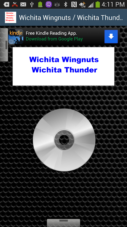 Wichita Wingnuts / Thunder - screenshot