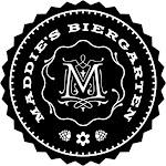Logo for Maddie's  Biergarten