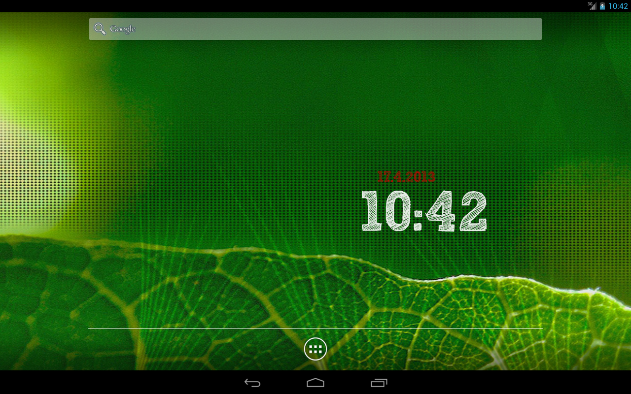 ClockQ Premium- screenshot