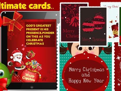Christmas Greetings Cards v1.0