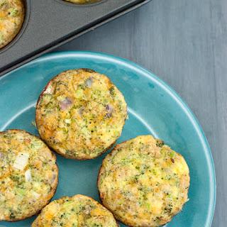 Broccoli Cheese Quiche - Low Carb