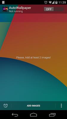 Auto Change Wallpaper - screenshot