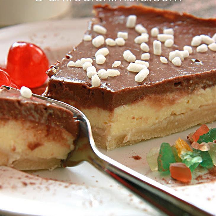 Lemon and Chocolate Cheesecake Recipe