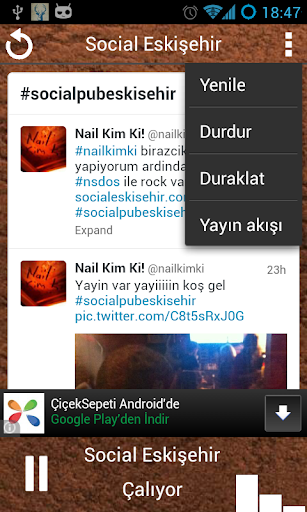 SocialEskişehir Radio