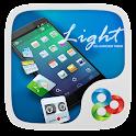 Light GO Launcher Theme icon