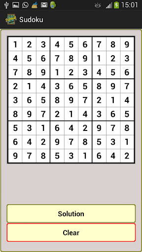 【免費娛樂App】Sudoku Solution-APP點子