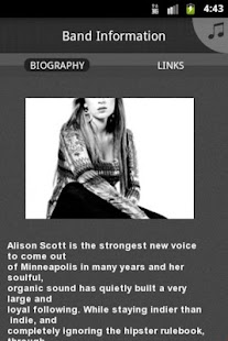Alison Scott - screenshot thumbnail