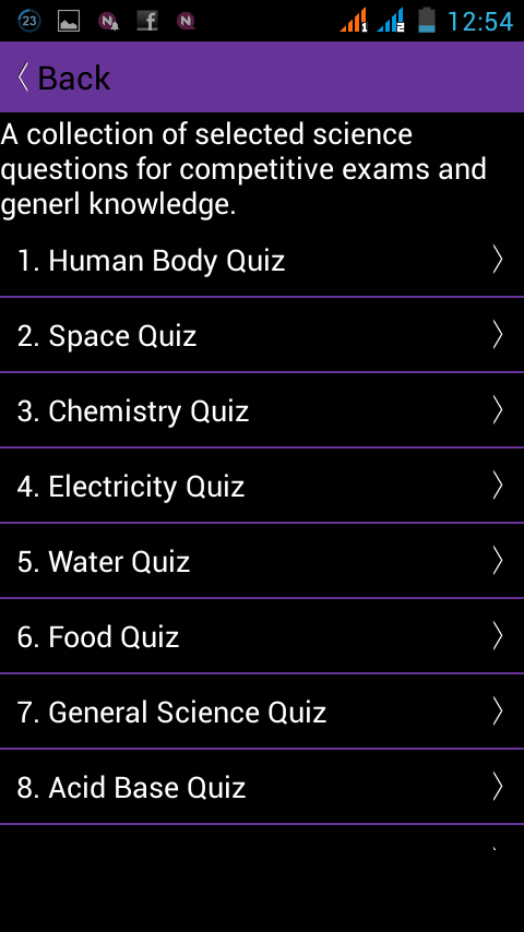Science Questions Answers Android Apps On Google Play