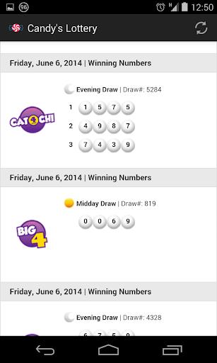 【免費娛樂App】Candy's Lottery-APP點子