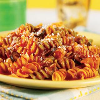 Tricolor Pasta Sauce Recipes.